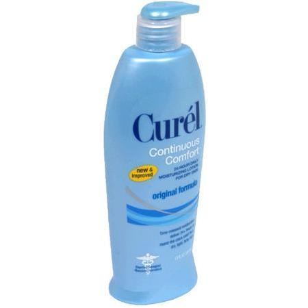 Curel 24-Hour Daily Moisturizing Lotion, for Dry Skin, Original Formula, 13 oz