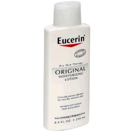 Eucerin Moisturizing Lotion, Original, 8.4 oz