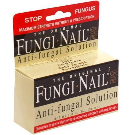 Fungi Nail Anti-Fungal Solution, 1 oz