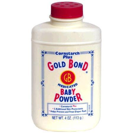 Gold Bond Baby Powder, Medicated, 4 oz