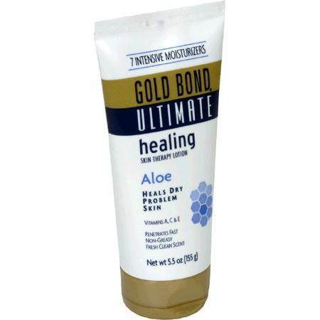 Gold Bond Skin Therapy Lotion, Healing, 5.5 oz