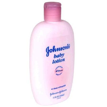 Johnson & Johnson Baby Lotion, 15 oz