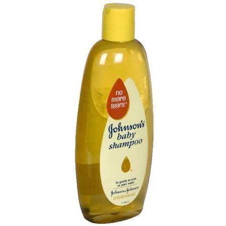 Johnson & Johnson Baby Shampoo, 15 oz