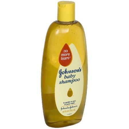 Johnson & Johnson Baby Shampoo, 20 oz