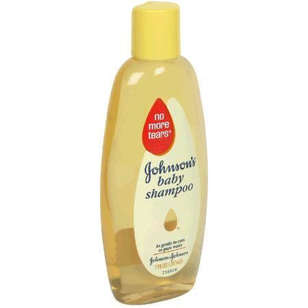 Johnson & Johnson Baby Shampoo, 7 oz