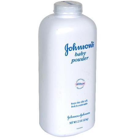 Johnson & Johnson Baby Powder, 22 oz