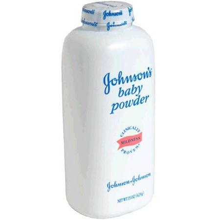 Johnson & Johnson Baby Powder, 15 oz