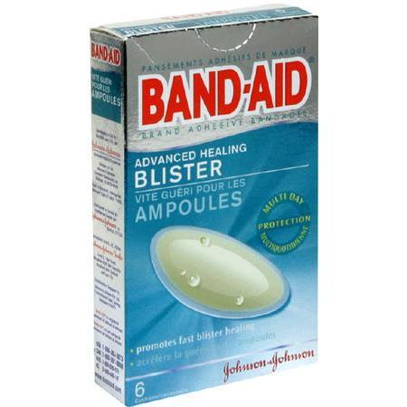 Band-Aid Blister Cushions, 6 ea