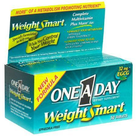 One A Day Womens Active Metabolism, 50 tab