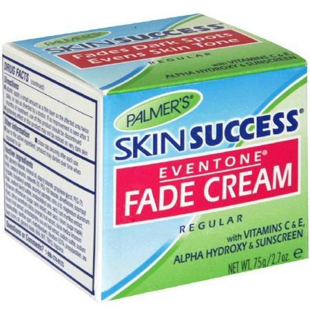 Palmers Eventone Fade Cream, Regular, 2.7 oz