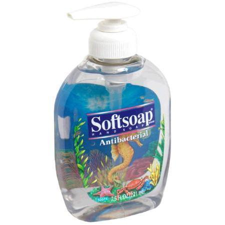 Softsoap Antibacterial Liquid Hand Soap, 7.5 oz