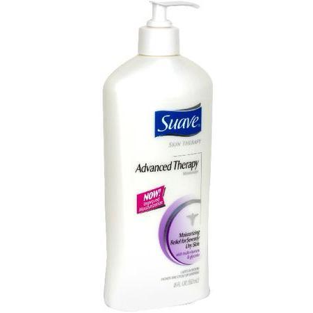 Suave Moisturizer, Advanced Therapy, 18 oz