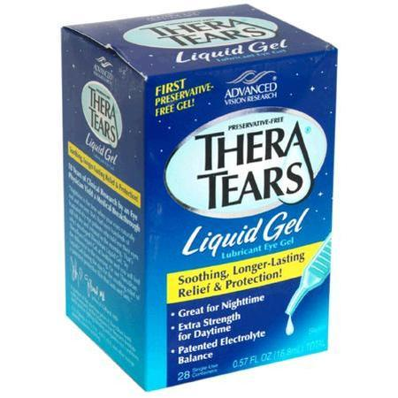 Thera Tears Liquid Gel, 0.57 oz