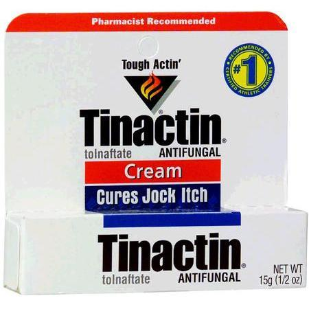 Tinactin, Antifungal Cream, Antifungal Cream, 15 gram