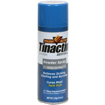 Tinactin Antifungal Powder Spray, 4.6 oz