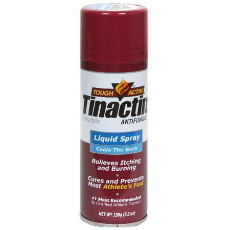 Tinactin Antifungal Liquid Spray, 5.3 oz