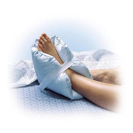 Spenco Foot Pillow Silicore Fibers Of Pressure From Feet Heel Ankles, 2 Units 1 pair