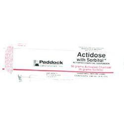 Paddock Laboratories Actidose with Sorbitol, 4 oz