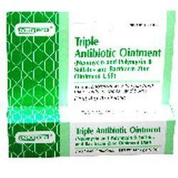 Triple Antibiotic Ointment, 0.5 oz