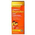 Major Pharm Ibuprofen,  Chld Berry, 8 oz