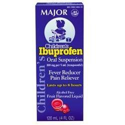 Major Pharm Ibuprofen,  CHILD, 15 ml