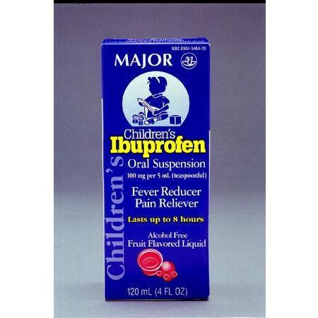 Major Pharm Ibuprofen,  Chld Boxed, 4 oz