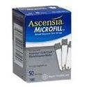 Ascensia Contour Blood Glucose Test Strips, 50 ea