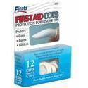 Flents First Aid Finger cots,  12 Assorted