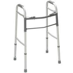 Sunrise Medical Guardian Easy Care Folding Walker, 1 ea