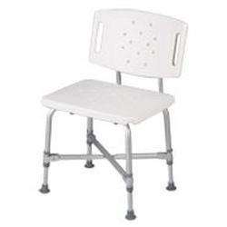 Sunrise Medical Guardian Easy Care Shower Chair, 1 ea