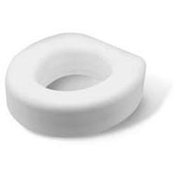 Sunrise Medical Guardian Economy Raised Toilet Seat, 1 ea