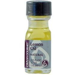 Lorann Oils Lemon, OILS, 1 dram