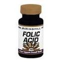 Windmill Health Products Folic Acid, 800 mcg- 100 tab