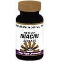 Windmill Health Products Niacin, No Flush, 500 mg- 30 tab