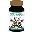 Windmill Health Products Saw Palmet, 160 mg- 60 caplets