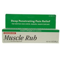 Extra Strength Muscle Rub, 3 oz