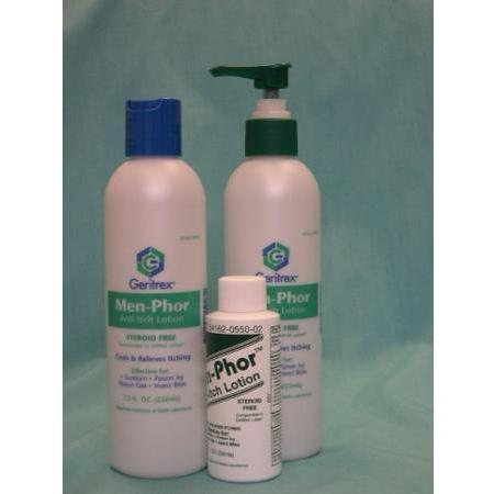 Men-Phor, Anti-Itch, 7.5 oz