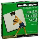 Health-O-Meter Digital Scale, 1 ea