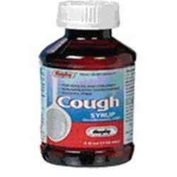Guaifenesin Syrup For Cough Suppressant, 100 mg- 16 oz