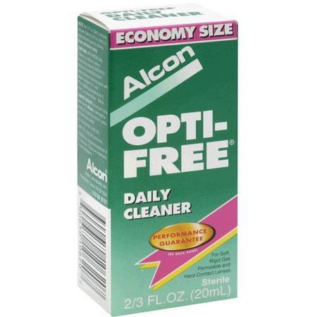 Opti-Free Daily Cleaner, 20 ml