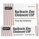 Fougera & Co. Bacitracin Zinc First aid Antibiotic Ointment USP, 4 oz