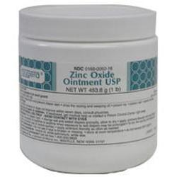 Fougera & Co. Zinc Oxide Ointment Protects Chaffed Skin, 1 lbs