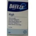 Ascensia Breeze 2,  High Control, 2.5 ml