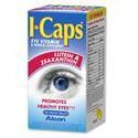 Icaps Eye Vitamins Multi-vitamin Formula With Lutein & Zeaxathin, 100 tab