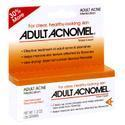 Numark Labs Acnomel Adult Acne Medication Cream, 1 oz