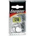 Energizer Watch Battery ECR1216BP,  3 V X 6 Pack, 1 batteries