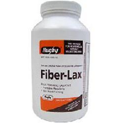 Watson Pharma Fiber-Lax Tablets, 500 mg- 500 tab