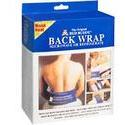 Carex Health Bed Buddy Back Wrap, 1 ea