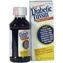 Health Care Products Diabetic Tussin DM Cough Suppressant and Expectorant,  Regular Strength, 4 oz