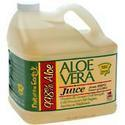 Fruit of the Earth Aloe Vera Juice, 128 oz